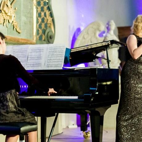 Конкурсное прослушивание Stockholm International Music Competition. Швеция, г.Стокгольм