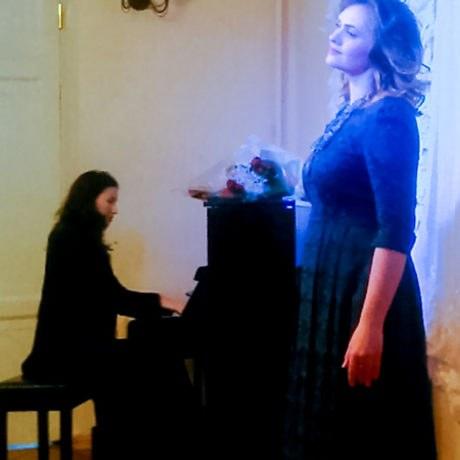 Концерт «Люблю! Исказано все этим!»— концертный зал «Петербургские серенады», Россия, г.Пушкин