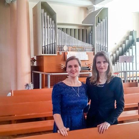 Концерт «Ave Maria». Собор Святых Петра иПавла. Россия, г.Выборг