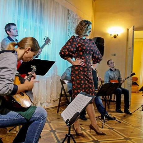 Концерт-закрытие. Арт-пространство «Теппер». Россия, г.Пушкин