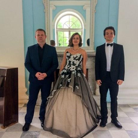Концерт «Час оперы»— Россия, ГМЗ Павловск