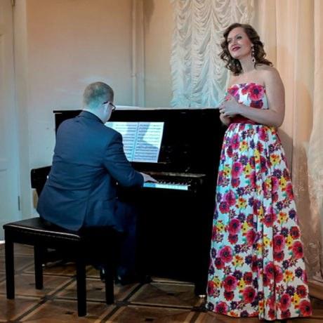 Концерт «Там, где слова бессильны»— Россия, Пушкин