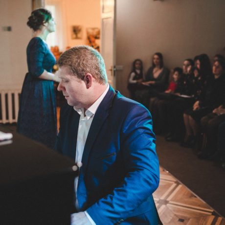 Открытие концертного сезона 2017— 2018. Россия, г.Пушкин.