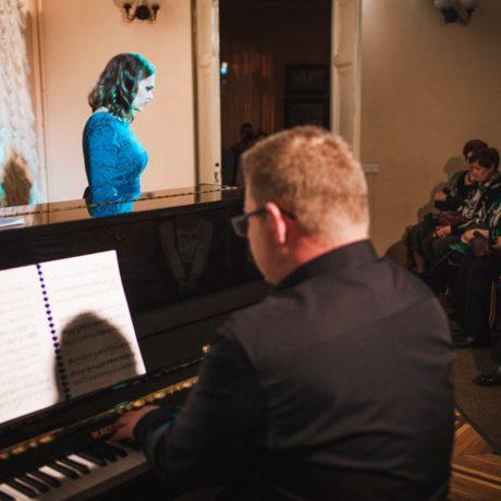 Концерт «КоДню народного единства». Россия, г.Пушкин
