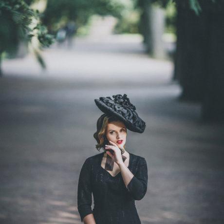 Валерия Зиновьева. Фотограф Александра Хорошвян-Плигина. Россия, г.Пушкин
